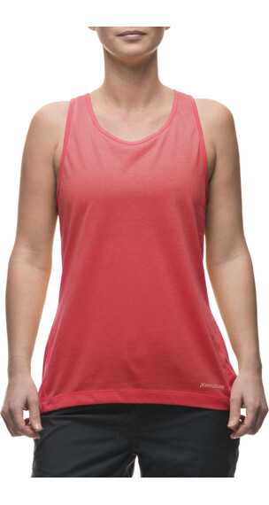 Houdini W's Rock steady Top Rowan Red